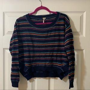 Free people Beach | Striped | Sweater